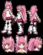 Momoka Yashiro character sheet