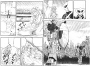 Turn A Gundam Manga Tokita washing scene