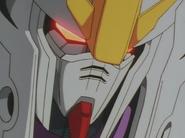 Gundam Heaven's Sword (Head close-up)