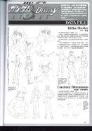Gundam SEED Destiny Astray PN Reference 06
