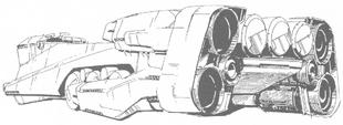 Rear (Lineart)