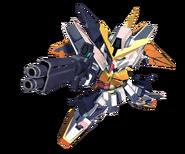 SD Gundam G Generation Cross Rays Gundam Kyrios