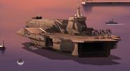 Spengler Rear 03 (Seed Destiny HD Ep30)