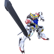 ASW-G-08 Gundam Barbatos Lupus (GBON)