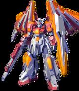 BN-876-2H Hot Scramble Gundam (Gundam Versus) (DLC)