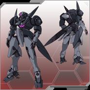 Gundam 00F GN-XII3