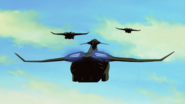 Transport Aircraft (Rear)(Seed HD Ep34)