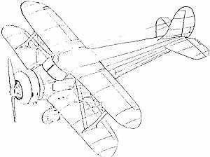 """Beechcraft Model D17 """"Comet"""""""