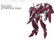GNW-003 Gundam Throne DreiLOL