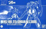 HGUC Zeta Gundam -U.C.0088-