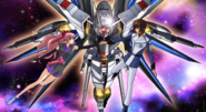 Kira, Lacus & Strike Freedom 01 (Seed Destiny HD Ep41 End-OP)