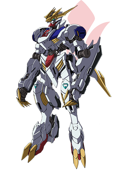 Asw G 08 Gundam Barbatos Lupus Rex The Gundam Wiki Fandom It is piloted by mikazuki augus. asw g 08 gundam barbatos lupus rex
