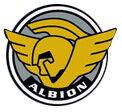 Albion-badge
