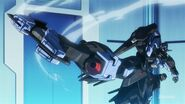 ASW-G-XX Gundam Vidar (Episode 43) 's Kick (2)