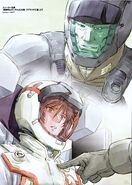 Gundam UC Episode 3 'The Ghost of Laplace' Posters0
