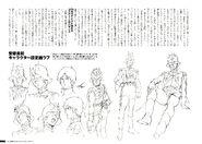Char Aznable The Origin Infos 10