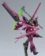 HGBD Gundam Love Phantom (Pose 5)