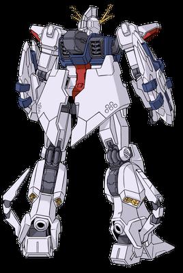 Odysseus Gundam (Rear)