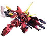SD Gundam G Generation Crossrays Testament Gundam 1