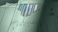 ZAFT Space Shuttle 01 (Seed Destiny Ep26)