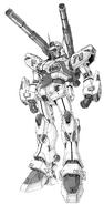 F70 Cannon Gundam Front BW