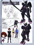 HJ Unknown Gundam Frame