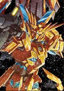 Mobile Suit Gundam Narrative (Manga) Poster