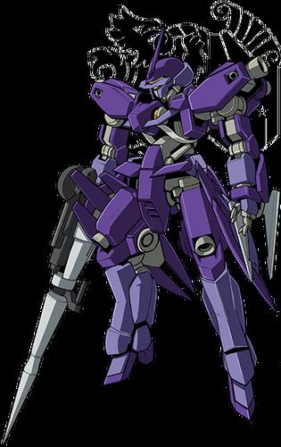Front (Gaelio Bauduin Custom)