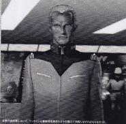 Tony Takezaki Illustration Admiral Wakkein