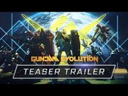 GUNDAM EVOLUTION | ティザートレイラー