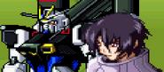 Gundam SEED destiny GBA Shin 3