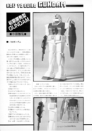 HTBG Early Development Gundam