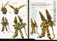 Mobile Suit Gundam Narrative Mechanical Archives manga