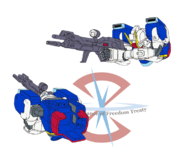 Chest Flyer Impulse Gundam