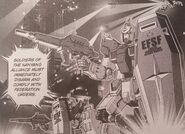 Gundam GS inspection