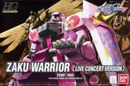 HG Zaku Warrior (Live Concert Version) Cover