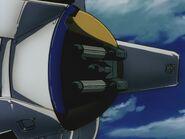 MSC-07 Albion Mega-particle Cannon