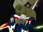 W Virgo II beam saber