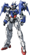 GN-0000DVR Gundam 00 Diver