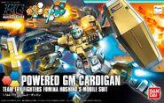 Powered GM Cardigan Boxart