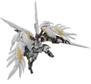 Tallgeese Flugel with Heat Lance