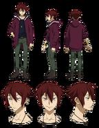 Tsukasa Shiba character sheet