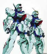 Victory Gundam Illust 4