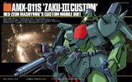 Zaku III custom