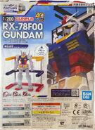 1-200 RX-78F00 Gundam