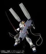 RX-9-B Narrative Gundam B-Packs (Gunpla) (Action Pose 1)