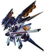 SD Gundam G Generation Genesis RX-124 Gundam TR-6 Inle