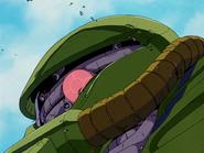Zaku II Kai closeup