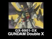 043 GX-9901 Gundam Double X (from After War Gundam X)-2