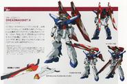 Gundam Dreadnought H Information